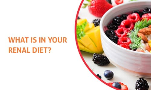 What is in Your Renal Diet?